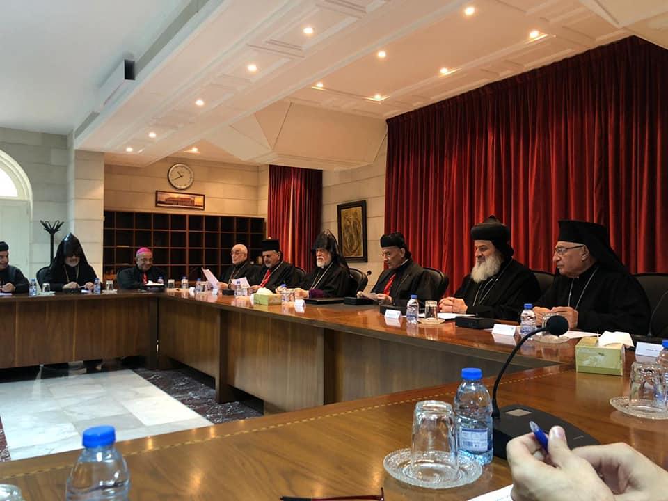 Spiritual Summit in Bkerke