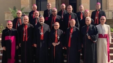 Bishop Kassarji elected member of the Permanent Synod of the Chaldean Church