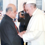Bishop with Pope Francis-1