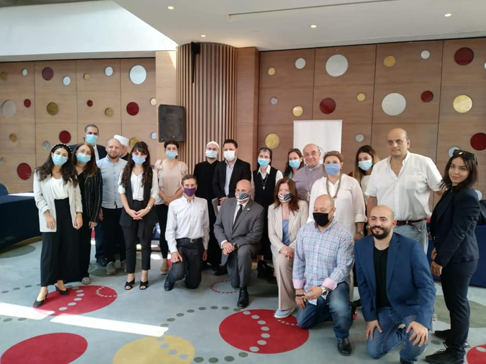 Relief Coordination Meeting between USAID and the Lebanese Faith Based Organizations