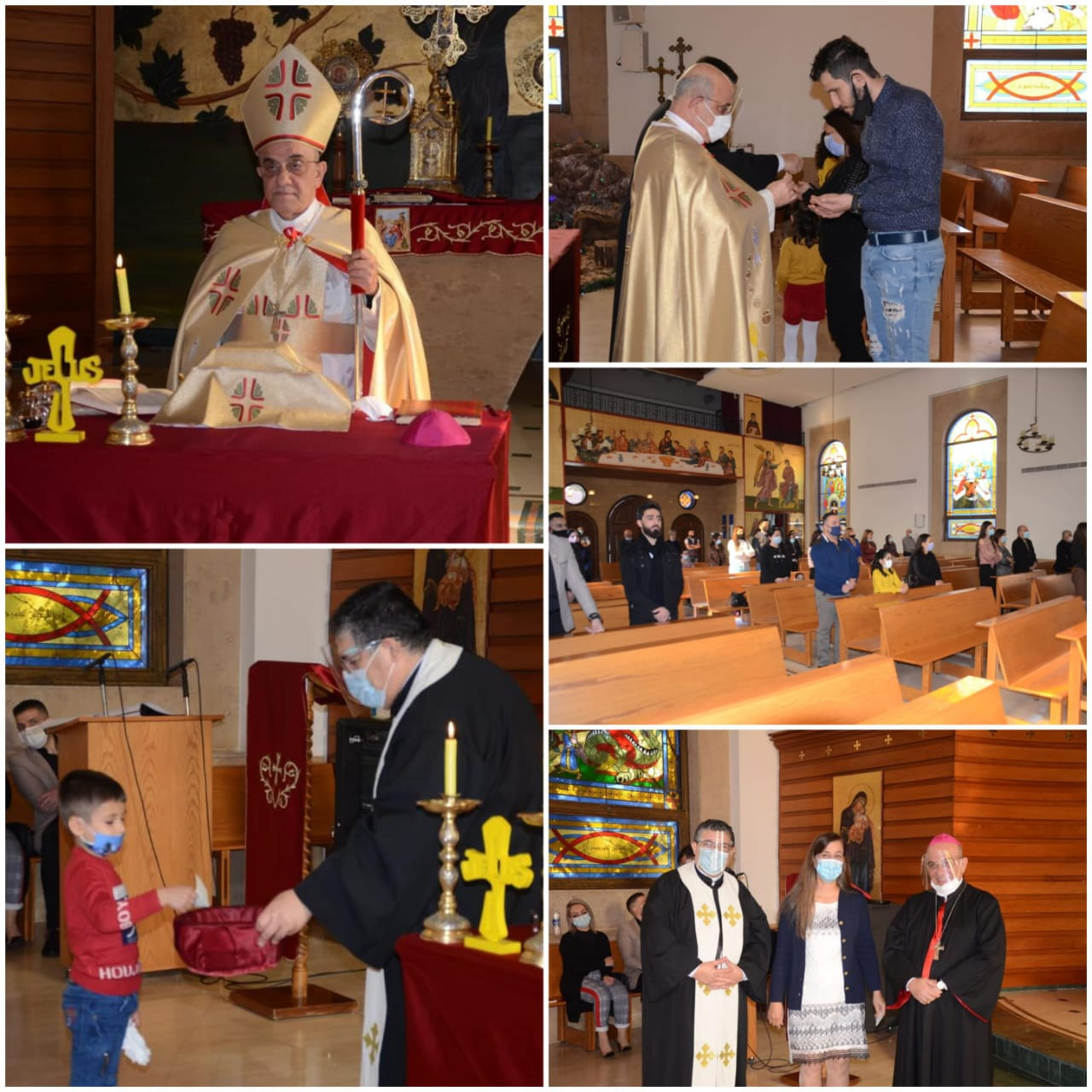 New Year Divine Liturgy