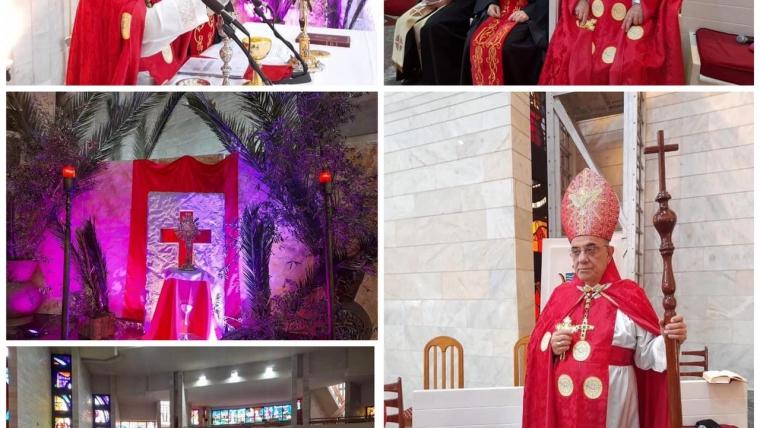 Mass of Holy Thursday 2021