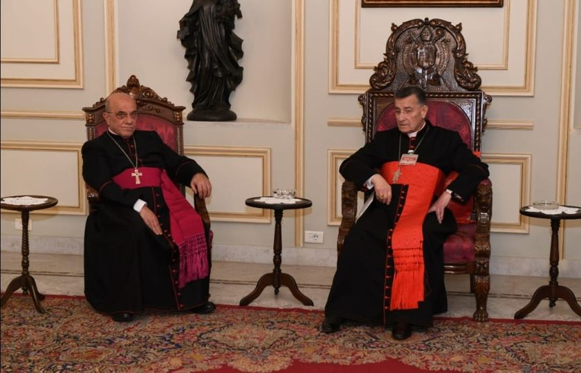 Special session of the General Assembly of Catholic Patriarchs and Bishops in Lebanon