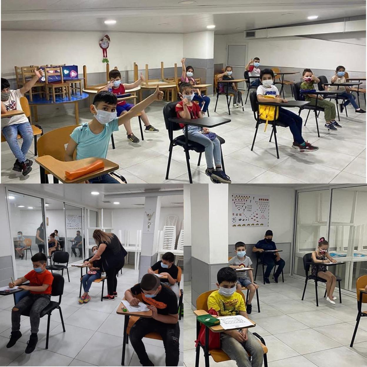 Activity resumption at St. Thomas the Apostle Chaldean Educational Centre