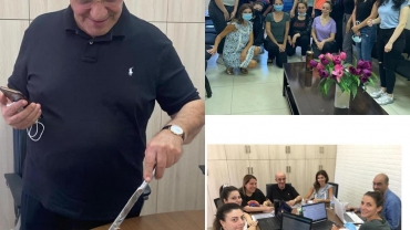 Meeting concerning the summer educational activities of the Chaldean Church in Lebanon