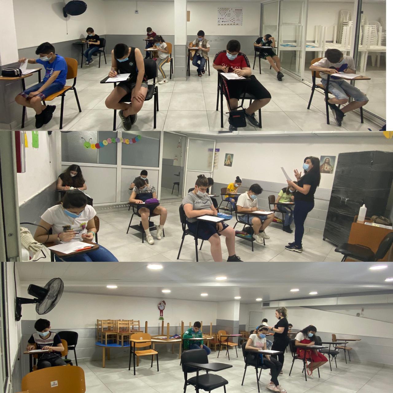 Exams end at St Thomas the Apostle Chaldean Educational Centre